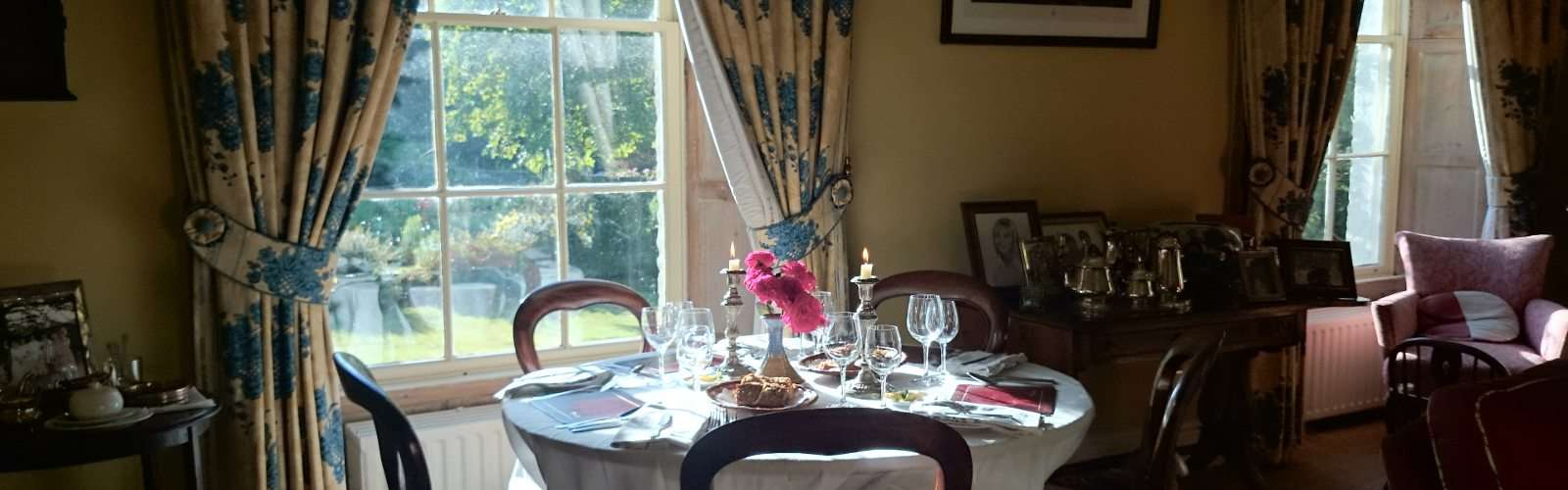Kilmokea Country Manor, New Ross, Wexford