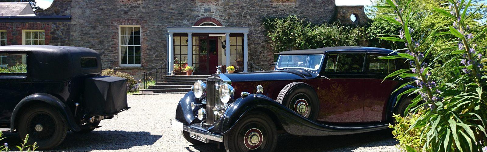 Weddings at Kilmokea Country Manor, New Ross, Wexford
